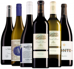 Wijnpakket Master of Wine (6 flessen)