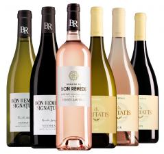 Verrassend Ventoux Wijnpakket (6 flessen)