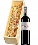 Wijnkist met Château Peyrou Castillon Côtes de Bordeaux Colombe de Peyrou 2011