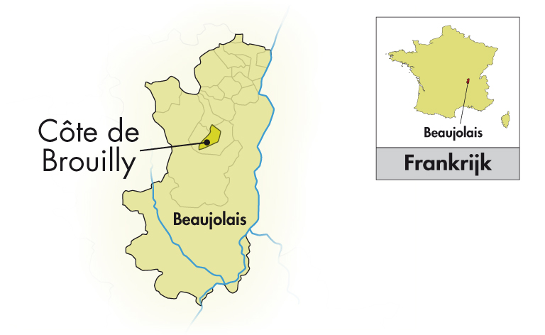 Jean-Paul Brun Terres Dorées Beaujolais Côte de Brouilly