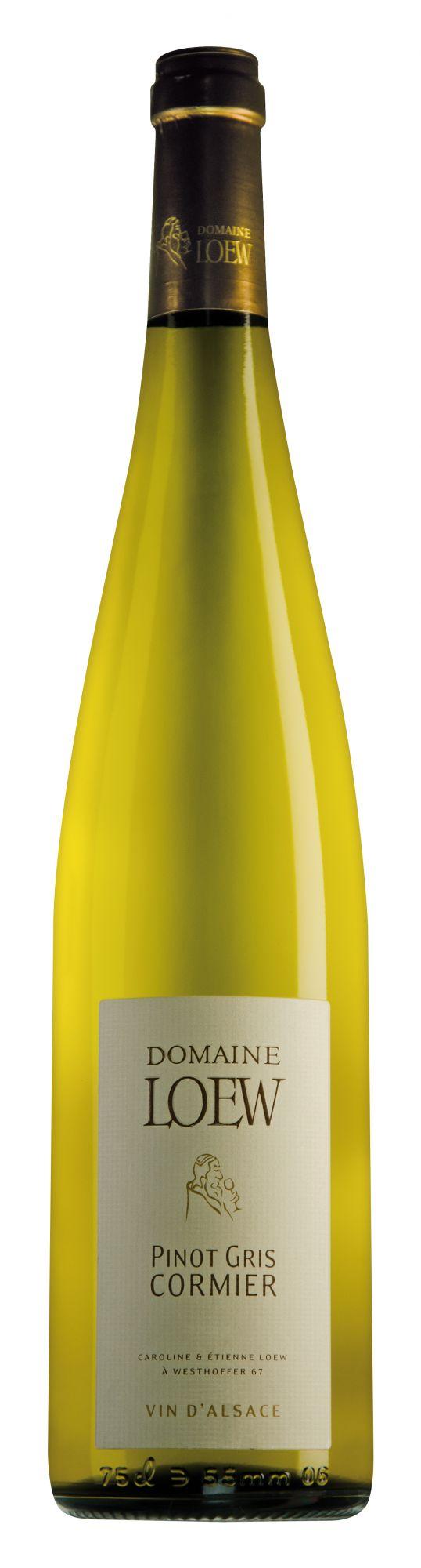 Domaine Loew Elzas Cormier Pinot Gris