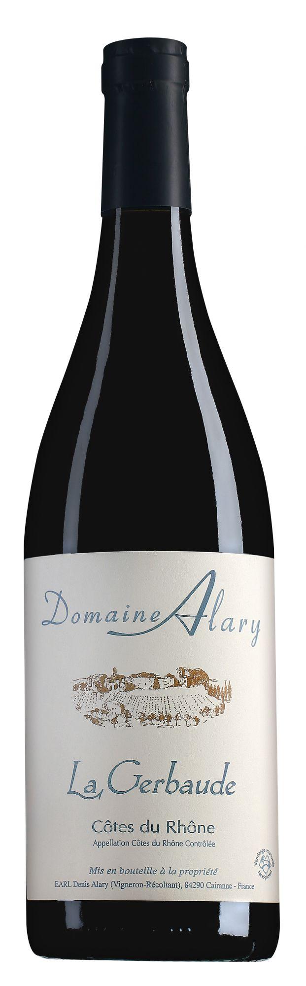Domaine Alary Côtes du Rhône La Gerbaude