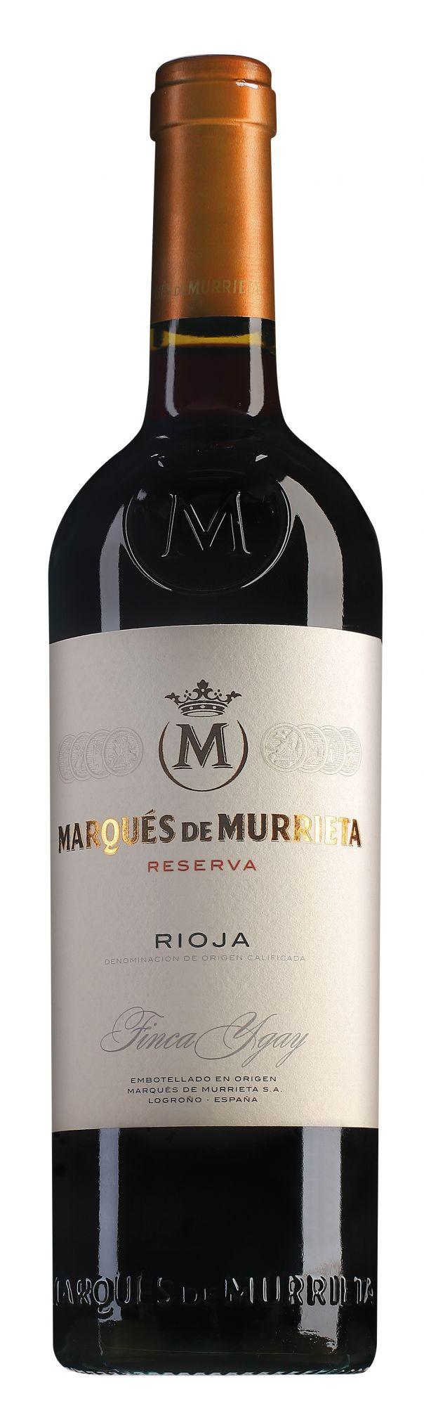 Marqués de Murrieta Rioja Finca Ygay Reserva