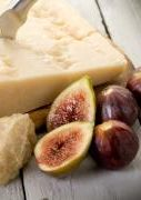 Pittige kaas met portvijgen