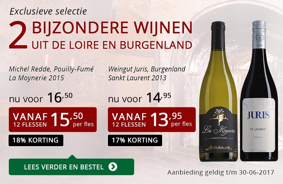 Exclusieve wijnen juni 2017 - rood