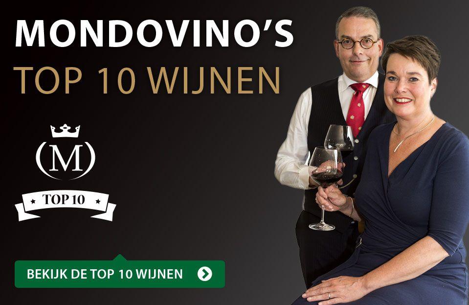 Mondovino - Top 10 wijnen