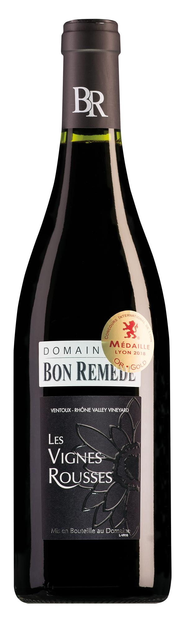 Domaine du Bon Remède Ventoux Vignes Rousses magnum