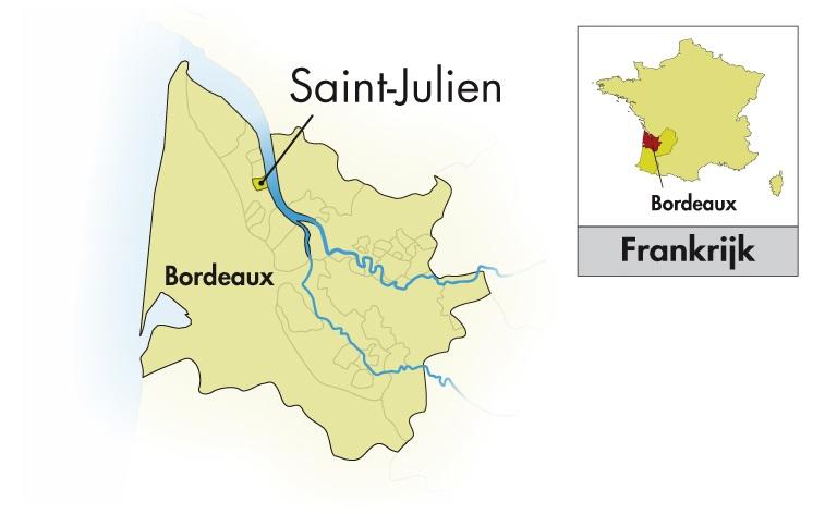 Château Gruaud-Larose 2ème Grand Cru Classé Saint-Julien