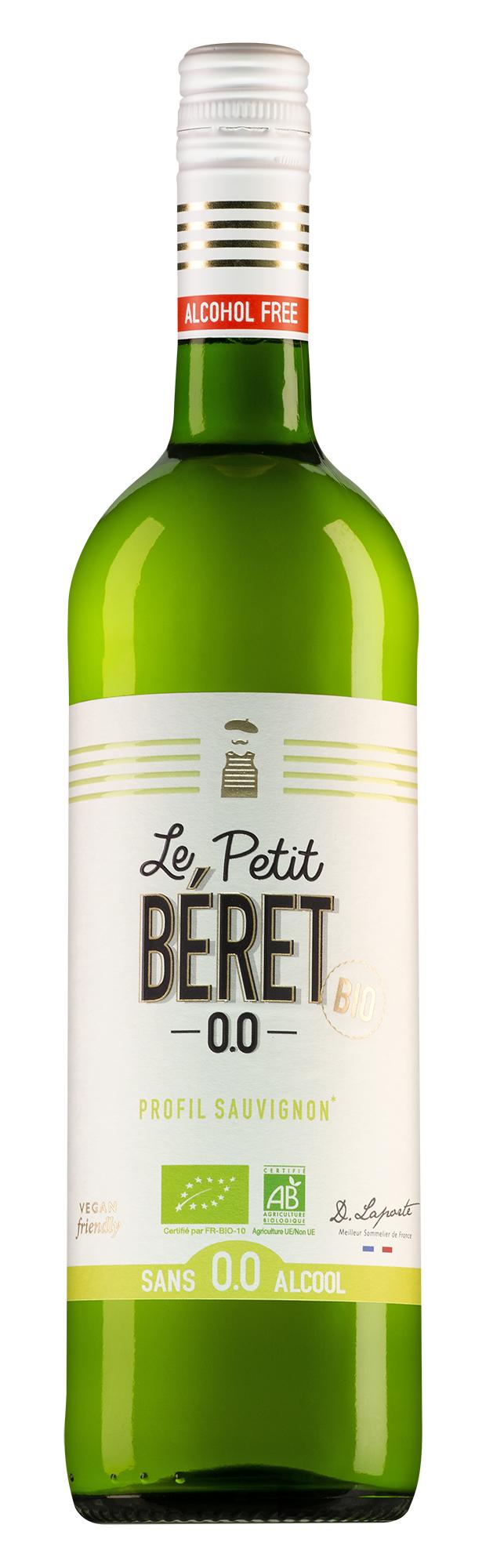 Le Petit Béret Sauvignon Blanc alcoholvrij