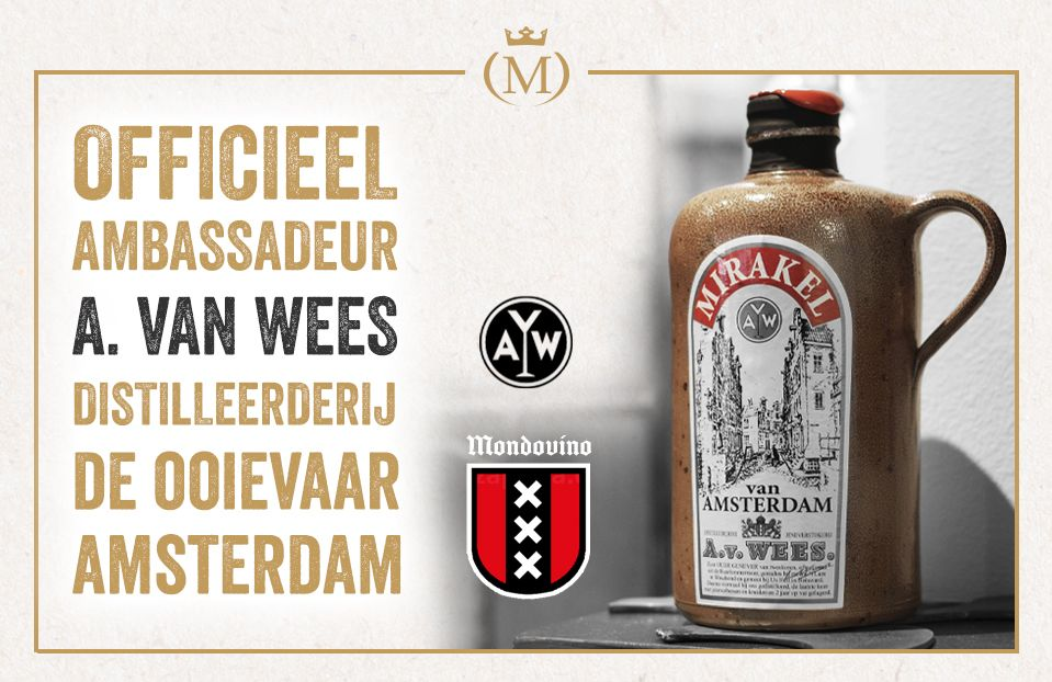 Dia - Mondovino A van Wees Amsterdam