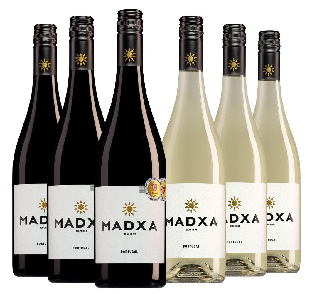 Wijnpakket huiswijnen februari (2x3 flessen)