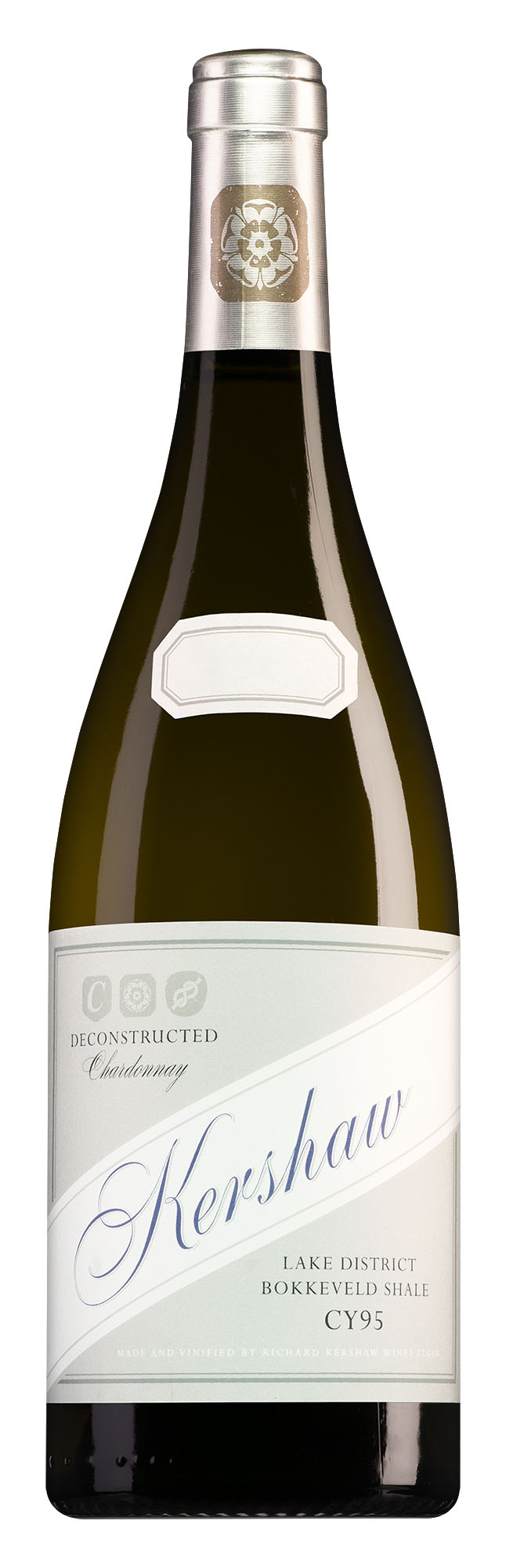 Kershaw Wines Lake District Bokkeveld Shales Deconstructed CY96 Chardonnay 2019