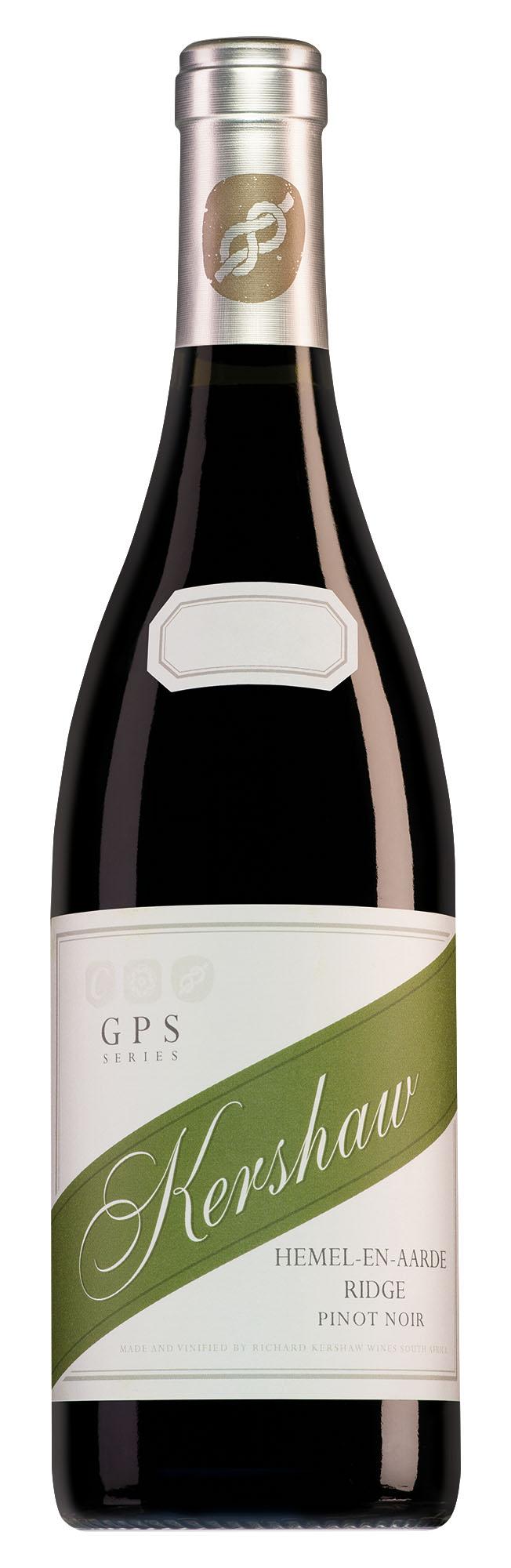 Kershaw Wines Hemel-en-Aarde Ridge GPS Pinot Noir 2019