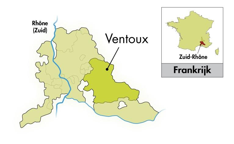 Via Caritatis Ventoux VOX ANGELORUM rosé