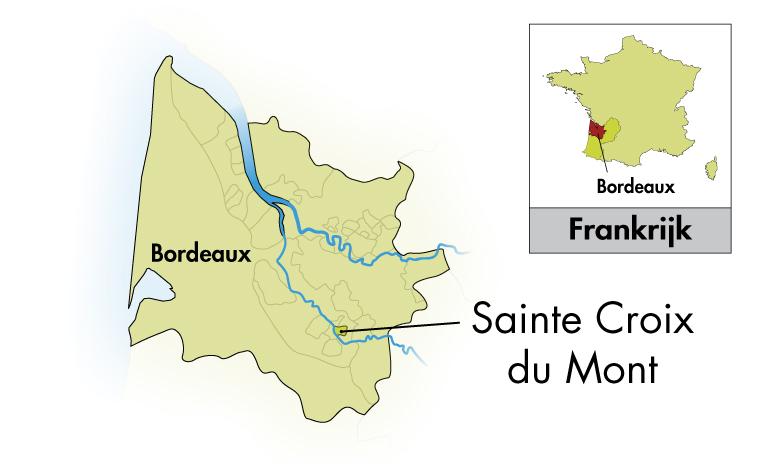 Château des Tours Sainte Croix du Mont
