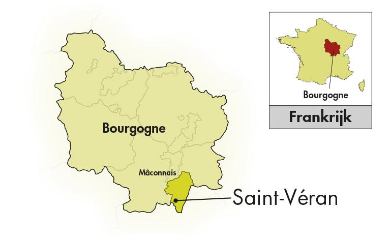 Domaine Saumaize Saint-Véran La Vieille Vigne des Crêches