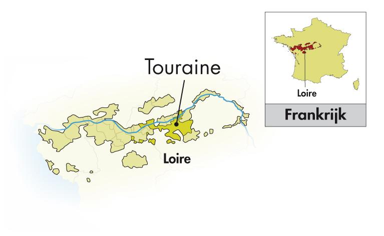 Domaine du Fraisse Touraine Sauvignon Blanc