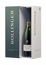 Bollinger Champagne La Grande Année Brut in luxe geschenkdoos