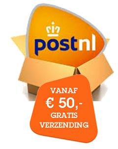 Afbeeldingsresultaat voor gratis bezorging vanaf 50 euro postnl